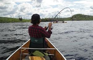 fishingfromcanoe