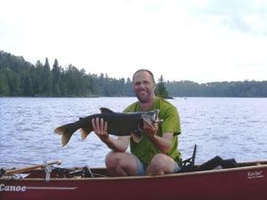 Ester Lake Trout