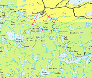 Snipe - Cross Bay