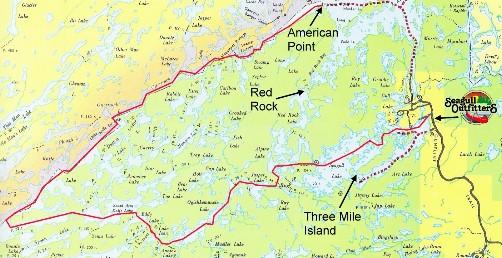 Boundary Waters Canoe Area Wilderness Bwca Canoe Trip Guide
