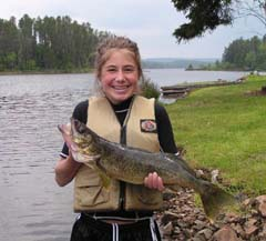 walleye-maggie