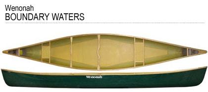 wenonah-boundary-waters